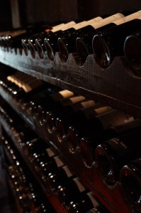cellar of wine