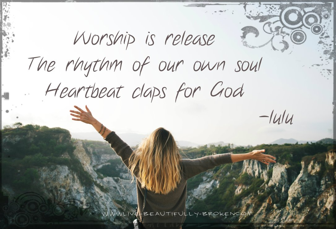 worship is release